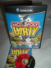 Nintendo GAMECUBE CONSOLE GAME-Monopoly Party