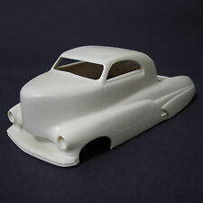 NB289 Jimmy Flintstone1/25 scale resin Mercury Cab Over Shop Truck body