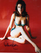 JAMES BOND 007 personally signed 10x8 - LANA WOOD - Diamonds are Forever - SEXY