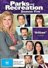 Parks And Recreation - Season 5 : NEW DVD