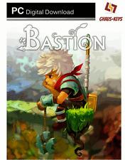 Bastion Steam Key Pc Game Global Code Download Spiel Neu [Blitzversand]