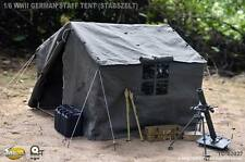 "Toys City 1/6 Scale 12"" WWII German Staff Tent Stabszelt TC-62027S"
