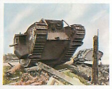 Tank Panzer Mark IV Cambrai War France Deutsches Heer WWI WELTKRIEG 14/18 CHROMO