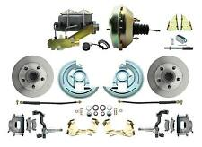 1964-72 Buick A Body Standard Power Disc Brake Kit