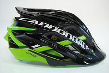 Cannondale Cypher Bicycle Helmet Black/Green 58-62cm Large/Extra Large