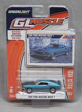 Greenlight 1969 Ford Mustang Mach 1  - GL Muscle - Series 15