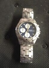 Pulsar Chronograph 100m Water Resistant Watch Men's