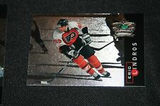 H9) Lot of 30 1995-96 Parkhurst Crown Collection Silver Series Eric Lindros