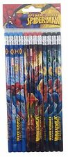 Marvel Spider-Man 24X Pencils School stationary Supplies party favors gift