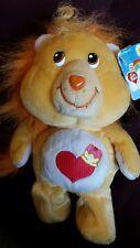 2002 Brave Heart Lion Care Bear Cousin