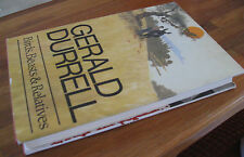 Birds Beasts & Relatives ~ Gerald DURRELL 1st Edn 1969 SO funny FACINATING CORFU