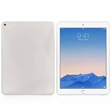 Screen Protector/S line Skin Soft Gel Back Case For  Apple iPad Air/iPad Air 2