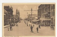 South Africa, West Street Durban, Looking East Postcard, A660