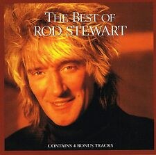 (CD) The Best Of Rod Stewart - Baby Jane, Sailing, Maggie May, Young Turks, u.a.