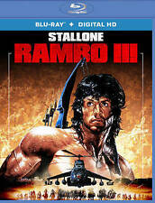 Rambo 3 (Blu-ray/Digital,2015)Brand New