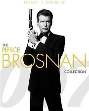 007: The Pierce Brosnan Collection (Blu-ray Disc, 2015) NEW