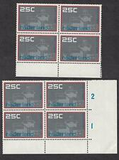 Netherlands - Osako Expo 70. P/Block & Block of 4  #02 NEDPB