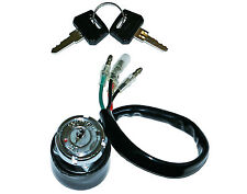 Honda CB125S, CB125J ignition switch (75-79) 4 wires, 1 'on' position