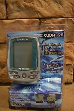NEW EAGLE CUDA 128 FISHFINDER ~ PORTABLE UNDERWATER SONAR FISH FINDER HTF SEALED