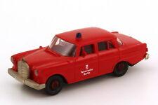 1:87 Mercedes-Benz 190c (W110) Feuerwehr Berlin - Brekina