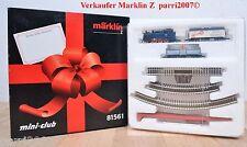 Marklin Märklin Z 81561 Zug-Set 140 Jahre Märklin mit Gleismaterial+Trafo Nuovo