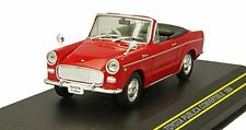 FIRST: 43 1/43 Toyota Publica Convertible 1964 Red
