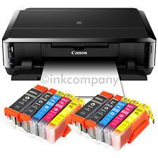 CANON Pixma IP7250 Tintenstrahldrucker DRUCKER FOTODRUCKER CD-BEDRUCK + 10x XL