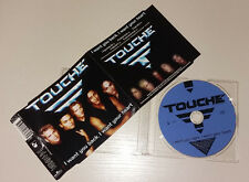 Single CD Touche - I want you back, I want your heart 5.Tracks 1997  164