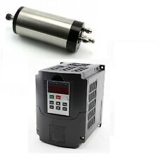 1.5KW VFD Spindle Inverter (KL-VFD15), 110VAC input with 1.5KW water Cooled Spin