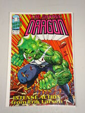 SAVAGE DRAGON #1 VOL 1 IMAGE COMICS SPAWN APPS JULY 1992