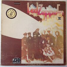 LED ZEPPELIN ...LED ZEPPELIN II...33 RPM...ATLANTIC SD 8236...1969 Vinyl Record