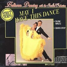 May I Have This Dance Starlite Orchestra Audio CD