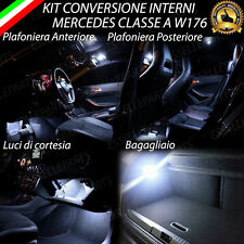 KIT LED INTERNI MERCEDES CLASSE A W176 CONVERSIONE COMPLETA CANBUS