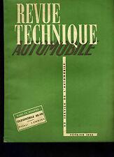 (C12)REVUE TECHNIQUE AUTOMOBILE OLDSMOBILE 88-98 / MOTEUR CUMMINS