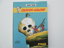 LUCKY LUKE CANYON APACHE 1978 BE