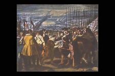 358071 The Surrender Of Breda Diego Velasquez A4 Photo Print