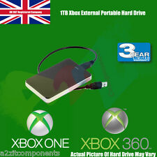 1 TB ESTERNO USB 3.0 Portable Hard Drive for Xbox One / xbobx360