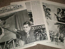 Photo article Vietnam crisis moves to all out war 1965 ref BW