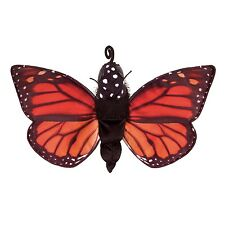Monarch Life Cycle Puppet Reverses to Cocoon - Folkmanis MPN 3073, Boy & Girls
