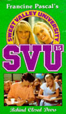 Laurie John Behind Closed Doors (Sweet Valley University) Very Good Book