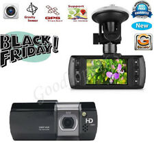 "2.7"" 1080P Vehicle Car DVR Camera USB Video Recorder Dash Cam G-Sensor GPS Lens"
