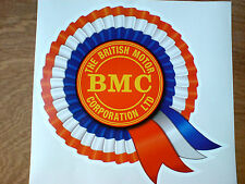 BMC Rosette Classic Retro Car Toolbox Decal Sticker 1 off 200mm