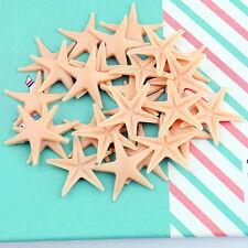 50Pcs Fake Starfish Sea Star Crafts Fish Tank Bracelet Decorations For Landscape