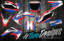 HONDA CRF150 R KIT GRAFICO CRF 150 2007 - 2015 ADESIVO DECALCOMANIA CR150