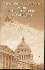 The Constitution of the United States of America as Amended; Unratified Amendmen