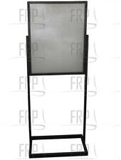 """6092423 - 22"""" x 28"""" Heavy Duty Bulletin Poster Sign Holder Stand   BLACK"""