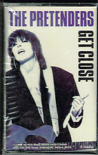 Get Close by Pretenders (Cassette) BRAND NEW FACTORY SEALED