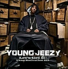 Young Jeezy - Let's Get It: Thug Motivation 101 [New CD]