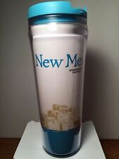 Starbucks New Mexico Commuter City Travel Tumbler NWT Discontinued RARE