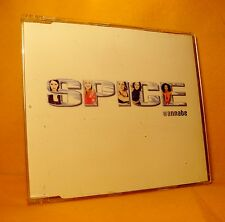 MAXI Single CD SPICE GIRLS Wannabe 3TR 1996 house synth pop vocal CD1